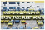 ComfortDelGro starts to grow taxi fleet again