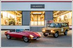 Jaguar Land Rover Classic opens new facility in Germany