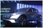Mercedes-Benz introduces the Concept EQ to South East Asia
