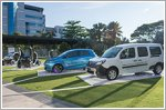 Launch of the Renault Zoe and Kangoo Z.E.