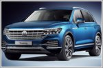 Technological highlights of the new Touareg