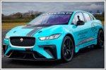 Global debut of Jaguar I-PACE eTROPHY race car