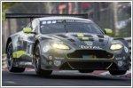 Aston Martin Racing finishes fourth