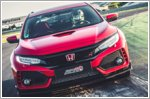 Honda sets new lap record at Magny-Cours GP circuit in Civic Type R