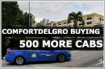 ComfortDelGro buying 500 more cabs amid perceived turnaround of taxi industry