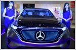 Concept EQ showcased at Mercedes-Benz EQ Brand Exhibition in Singapore