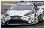 Toyota Gazoo Racing's Lexus LC places first in the SP-Pro Class
