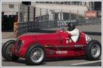 Historic Maserati race cars take on Grand Prix de Monaco Historique