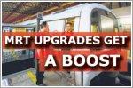 MRT upgrades get a boost