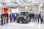 Production start of the new Mercedes-Benz G-Class