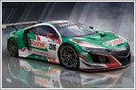 Castrol Honda Racing enters Spa in NSX GT3