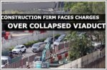 Construction firm and employees to face charges over collapsed viaduct