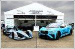 Jaguar I-PACE eTROPHY race car makes global debut in Berlin