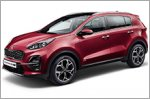 Kia unveils new Sportage with new technologies and fresh design