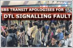 SBS Transit apologises for not alerting commuters to DTL signalling fault
