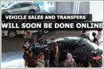 Vehicle sales and transfers to go online