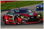 Lexus RC F GT3 set to compete at Belle Isle
