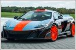 McLaren recreates legendary F1 GTR 'Longtail' racing livery