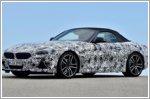New BMW Z4 undergoes dynamic testing