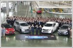 Mitsubishi marks production milestone in Thailand