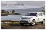 Land Rover saves lives with three words