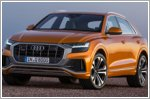Audi debuts new Q range flagship Q8 in China