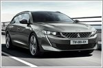 Peugeot unveils the all new 508 SW
