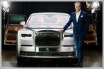 Rolls-Royce Head of Design Giles Taylor resigns