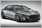 Aston Martin Rapide AMR revealed