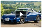 Celebrating 40 years of the Mazda RX-7