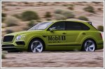 Bentley Bentayga ready for Pikes Peak