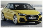 The new Audi A1 Sportback unveiled