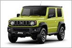First official images of the new Suzuki Jimny unveiled