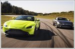 Aston Martin opens new Silverstone test centre