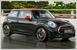 The new MINI John Cooper Works now available in Singapore