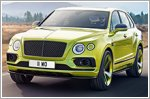 Bentley announces Bentayga Pikes Peak Edition