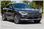 BMW launches the second generation X4