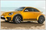 Volkswagen Beetle Dune arrives in Singapore