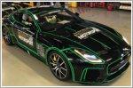 Jaguar Land Rover donates two Jaguar F-TYPE sports cars for veterans