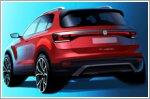 Volkswagen T-Cross teaser sketch revealed