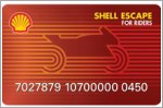 Shell launches industry first loyalty card for motorcyclists