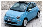Fiat marks its anniversary with the 500 Spiaggina '58