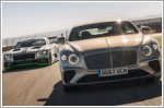 Bentley presents three dynamic debuts at Goodwood Festival of Speed 2018
