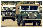 Land Rover celebrates 70 years at Goodwood