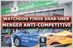 Watchdog finds that Grab-Uber deal breaches competition laws