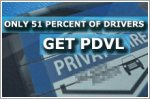 Only 51 percent of private-hire drivers get licence from LTA