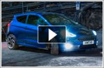 The new Ford Fiesta ST shows what it can do in a salt mine