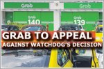 Grab to appeal against consumer watchdog's decision