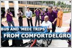 Bus and 'medi trips' from ComfortDelGro