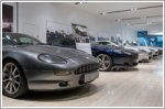 Aston Martin celebrates 70 years of the DB